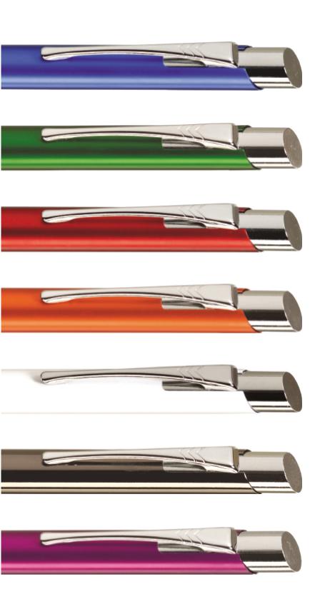 Kugelschreiber Farben