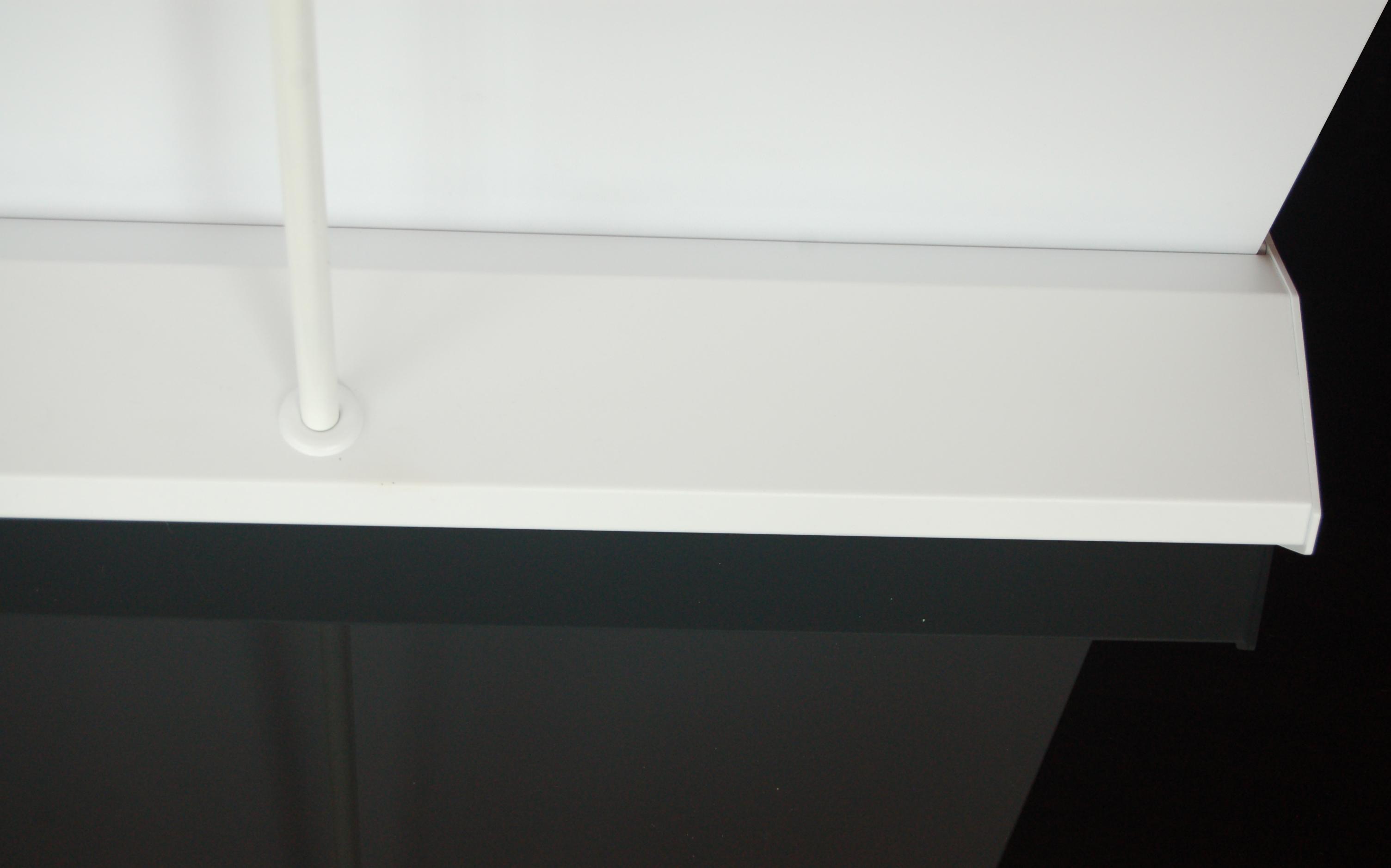 Roll Up Exklusiv Weiß inkl. Druck 200cm Breit