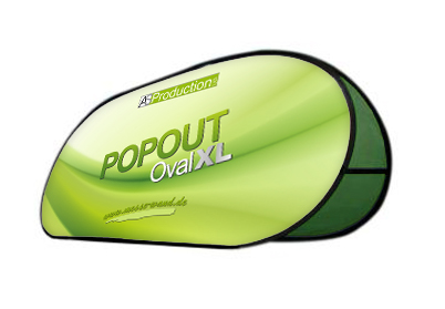 Pop Out OVAL-XL