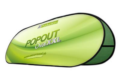 Pop Out OVAL-XXL