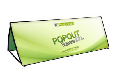 Pop Out SQUARE-XXL