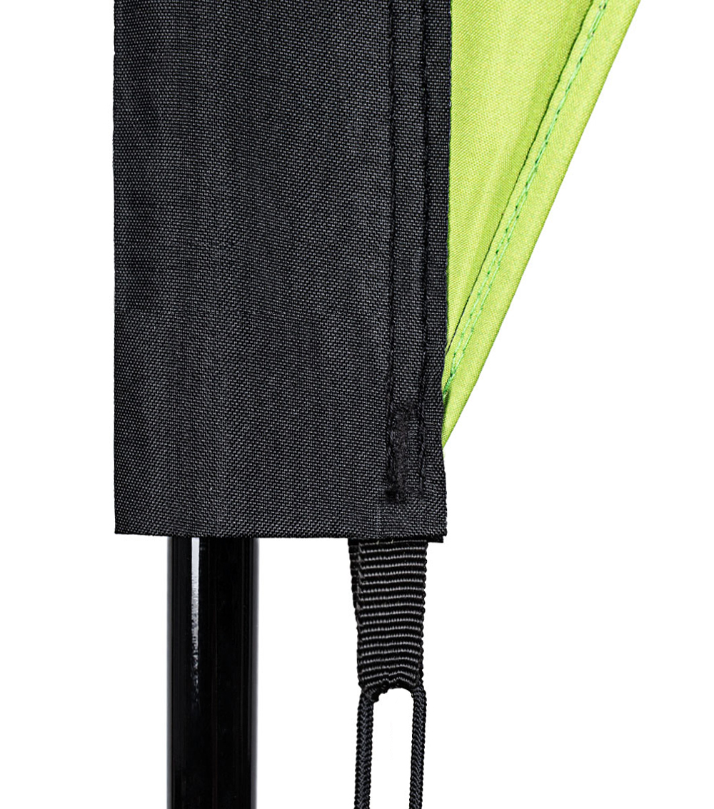 Beachflag/Dropflag L ca. 305 cm Hoch