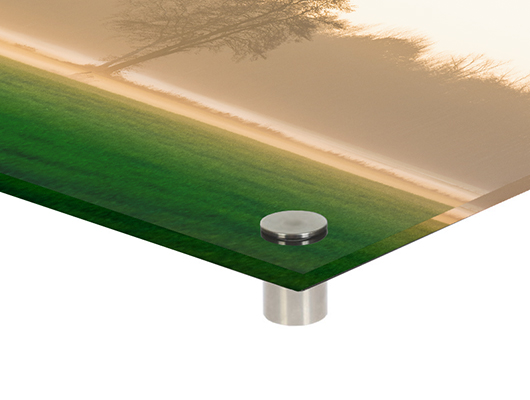 Firmenschild 300 mm x 300 mm