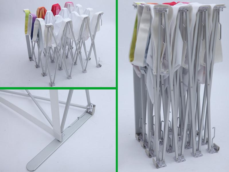 Textil PopUp 3x2 - Professional