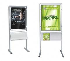 Kundenstopper Empire