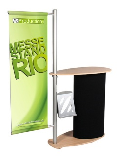 Messestand Rio inkl. Druck