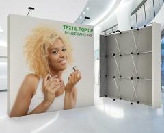 Textil PopUp 3x3 - Professional