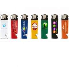 Flaschenöffner-Feuerzeuge mit 2 Seitigen Werbedruck