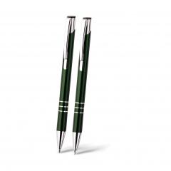 Kugelschreiber VENO SET ab 50 Stk., Werbekugelschreiber und Werbebleistift mit 1-Seitigem Werbedruck