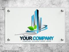 Firmenschild DIN A2